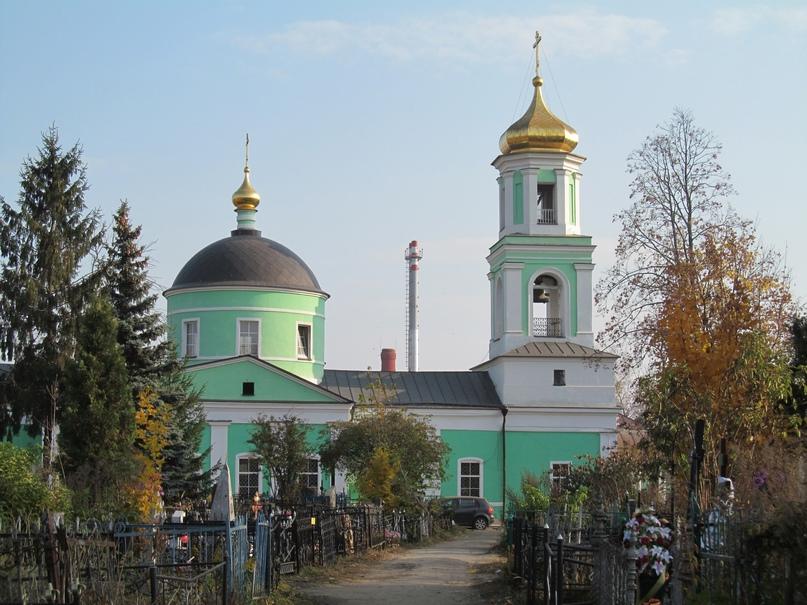 Троицкое кладбище Орла., изображение №4