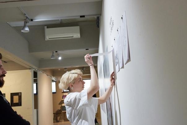 В галерее на Некрасовской открылся арт-проект