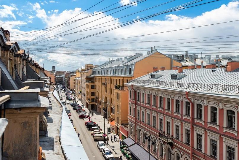 Улица Рубинштейна может лишиться звания главной ресторанной улицы Петербурга.
