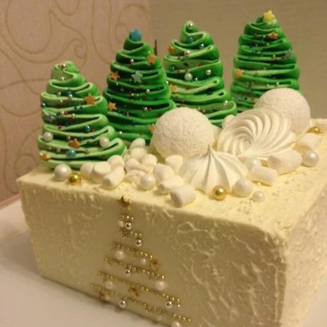 Десерты, сладости и выпечка для новогоднего стола: рецепты, советы, идеи