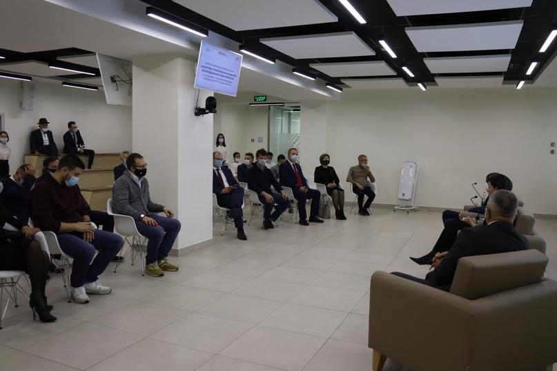 Социальный предприниматель приняла участие во встрече с генеральным директором АСИ, изображение №2