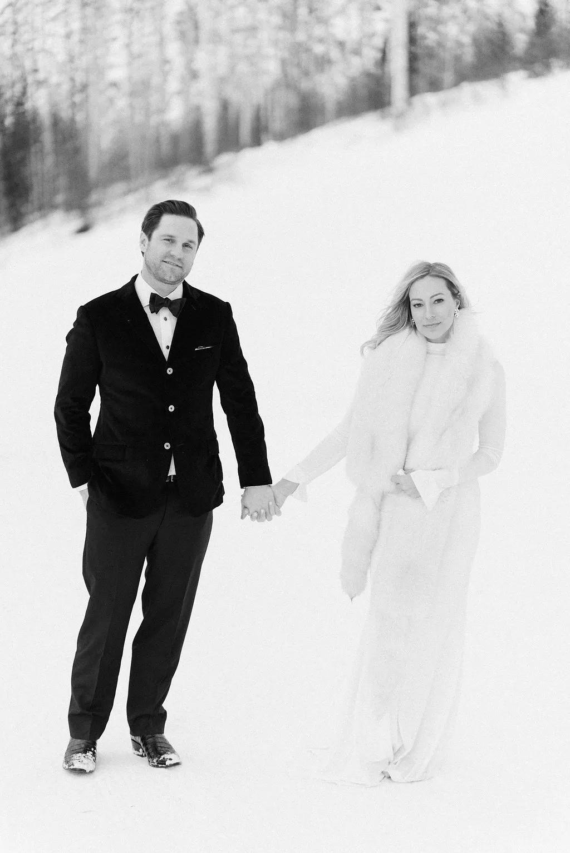 P QcwrcTTsE - Свадьба в зимнем стиле