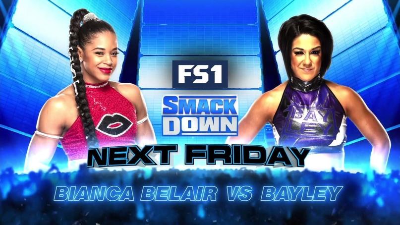SmackDown 11.12.20, изображение №12
