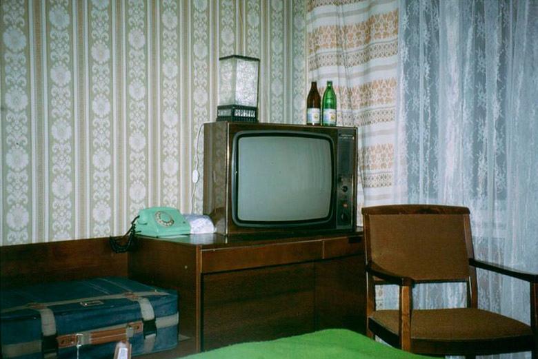 Ужасы советских гостиниц в СССР.