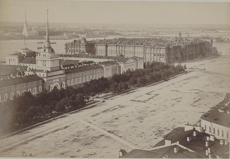 Санкт-Петербург без людей в 1861 году: Где все люди?, изображение №7