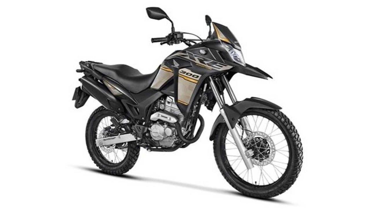 Бюджетный турэндуро Honda XRE 300 2022
