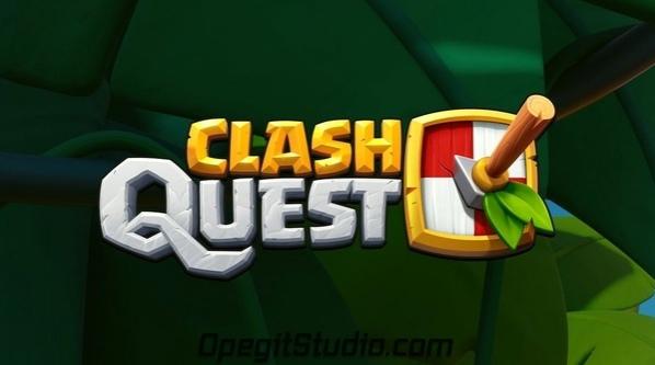 Ссылка на APK Clash Quest для тех,