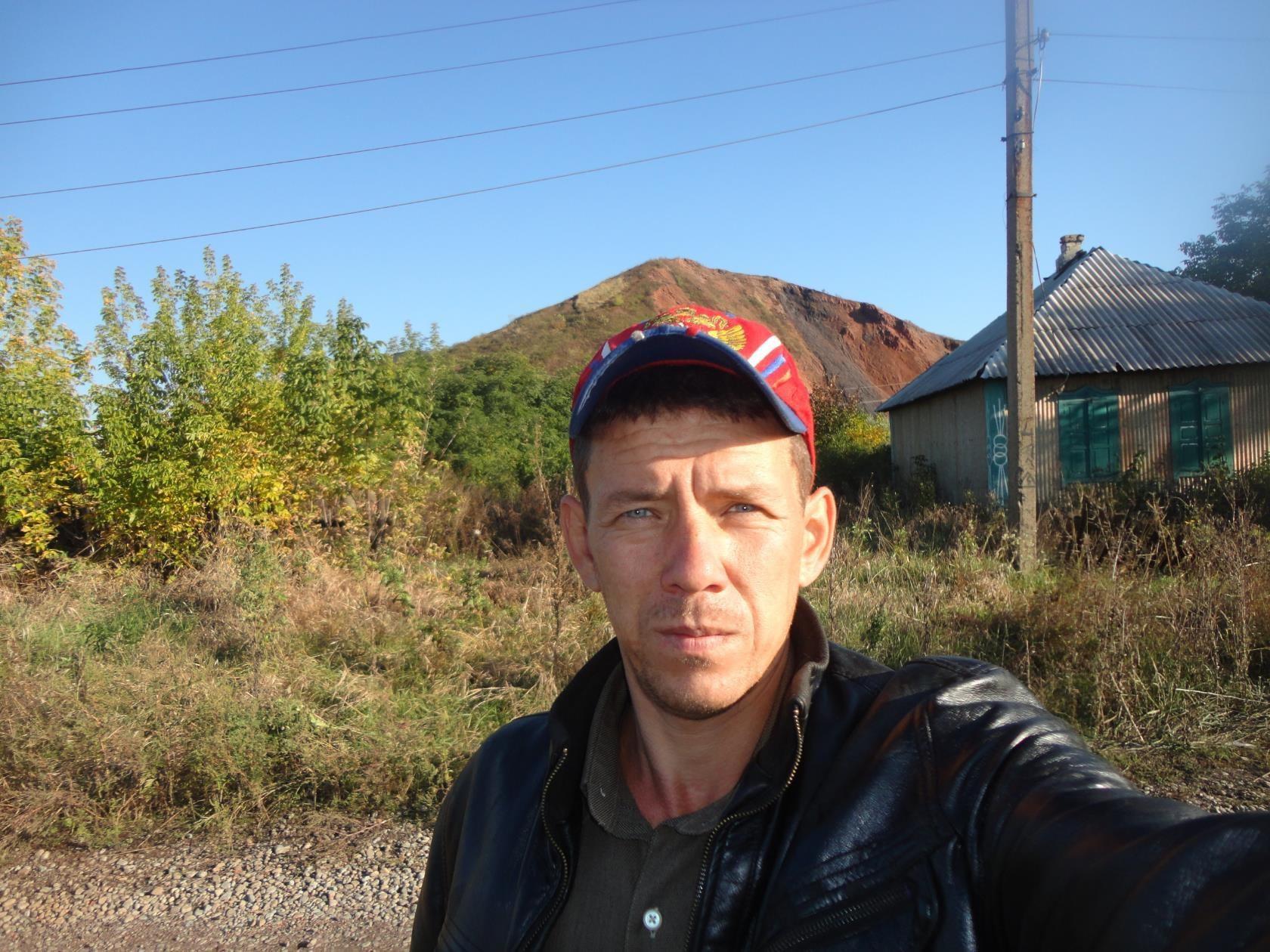 Юра, 41, Shadrinsk