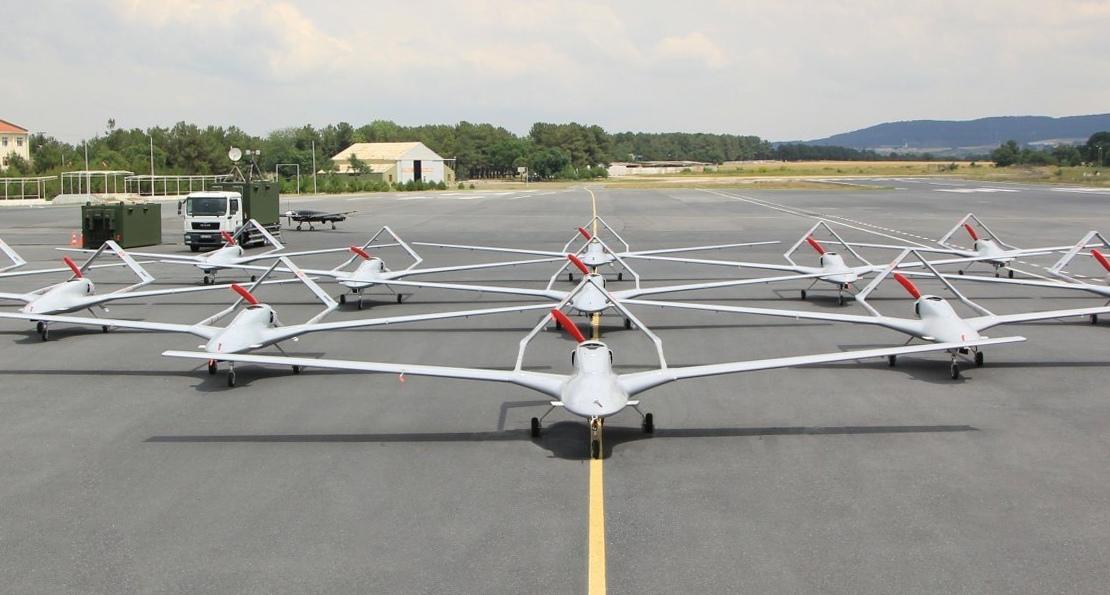 Турецкие дроны
