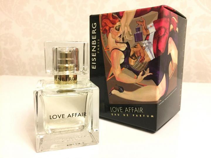 Eisenberg Love Affair Pour Femme 100 ml. 1700 рублей.