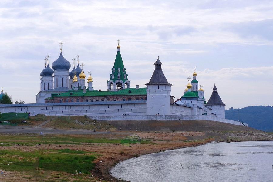 Макарьево. Портрет города