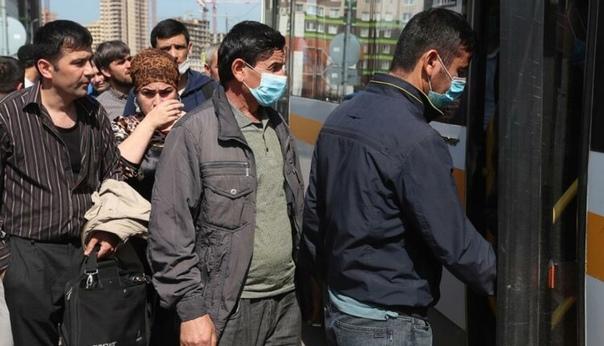 Российские власти объявили «миграционную амнистию»...