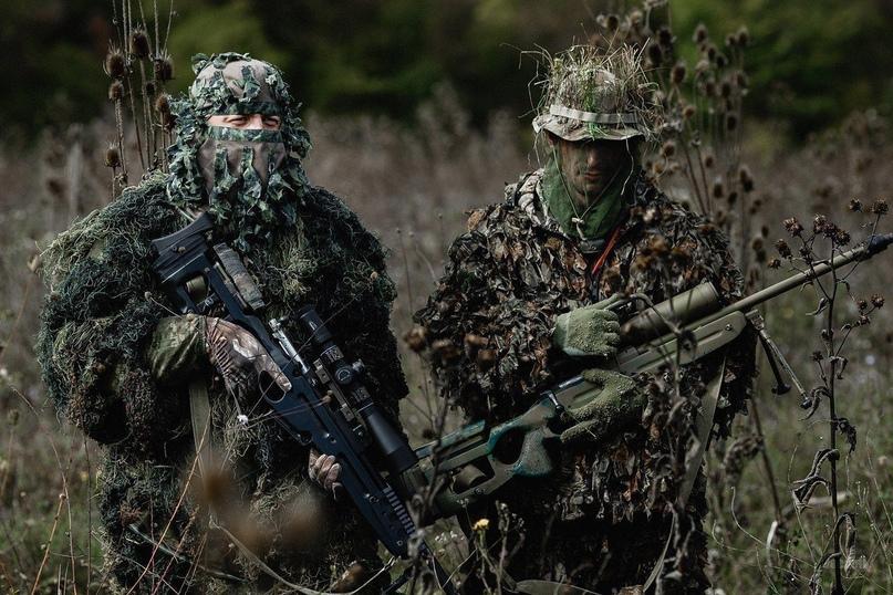 Азы снайперской стрельбы