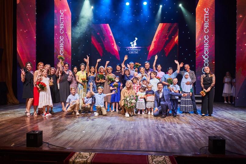 Представительнице Татарстана в Астрахани вручили премию «Особенное счастье», изображение №1