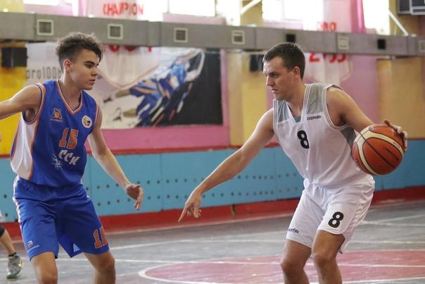 Чемпионат г.о.Самара среди мужских команд. Вторая лига
