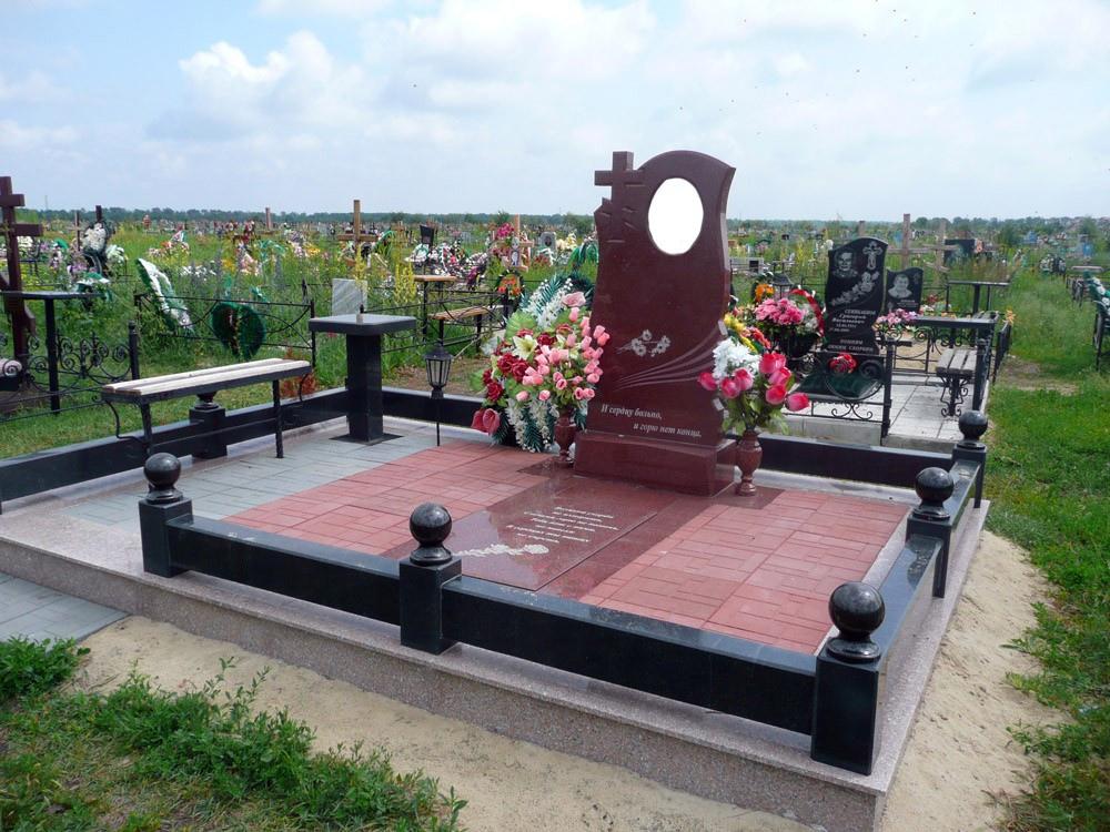 Сколько стоит благоустройство могилы на кладбище в Сарове