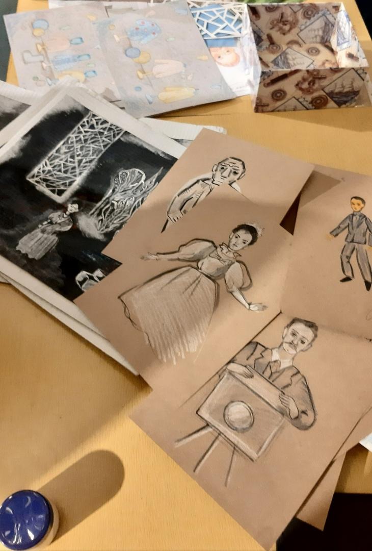 Постановщики из Санкт-Петербурга привезли в Тверской театр кукол два новых спектакля