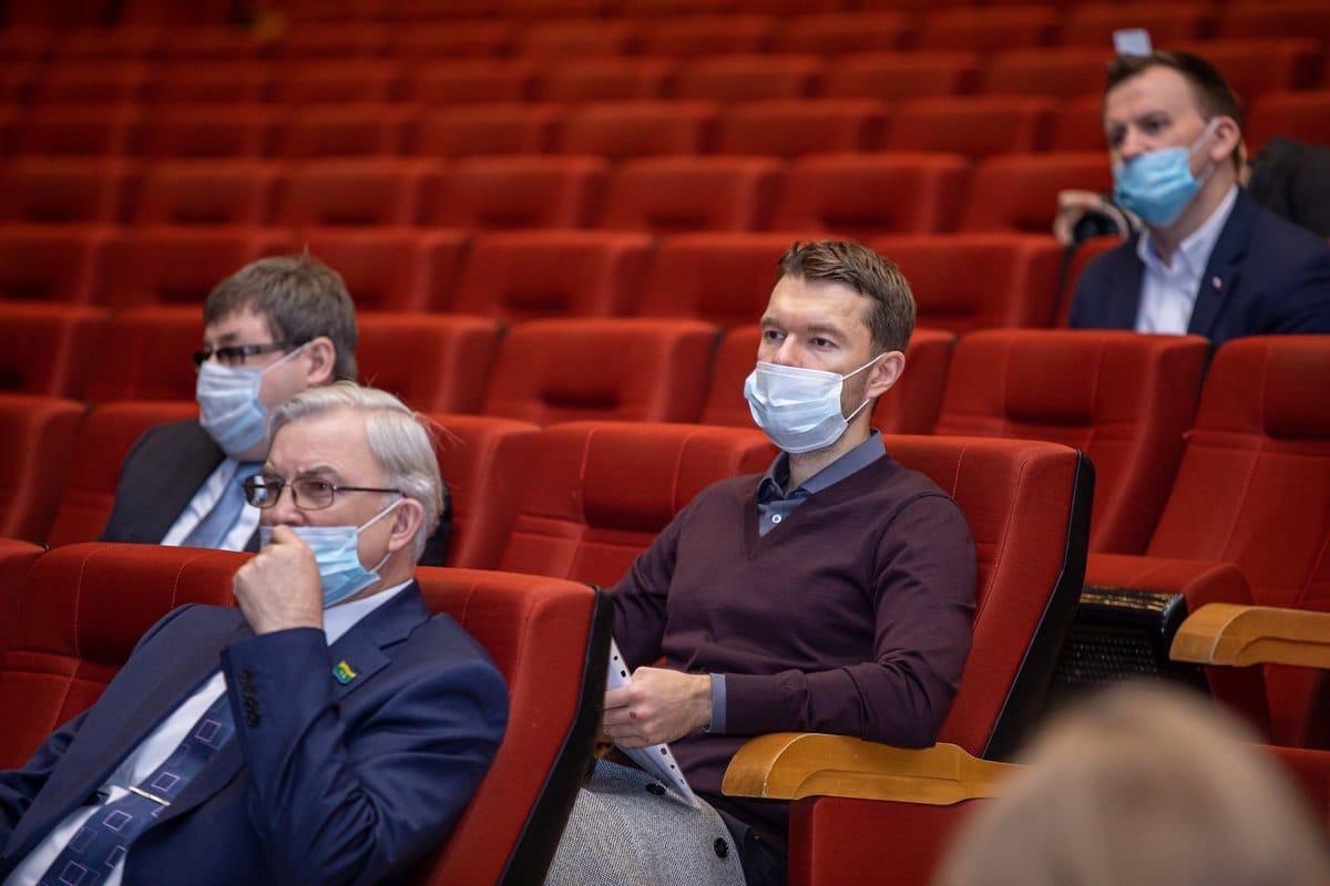 ❗Выездное заседание комиссии по МСУ ККТ «Космос».