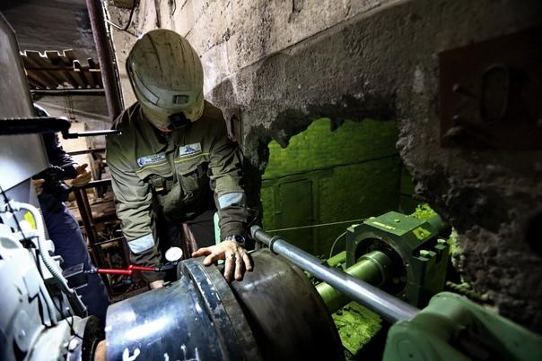 На руднике «Октябрьский», который является крупнейшим из ...