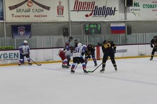 Летний турнир- 2021. Грендайзер-Варяг-2  0-3