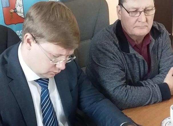 Глава Петровского района доложил правительству региона, как в муниципалитете идёт подготовка к паводку