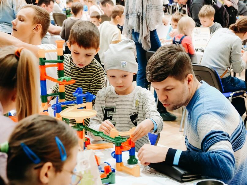 Семейная игротека Конструктория, Тюмень, 16 ноября 2019 - 93