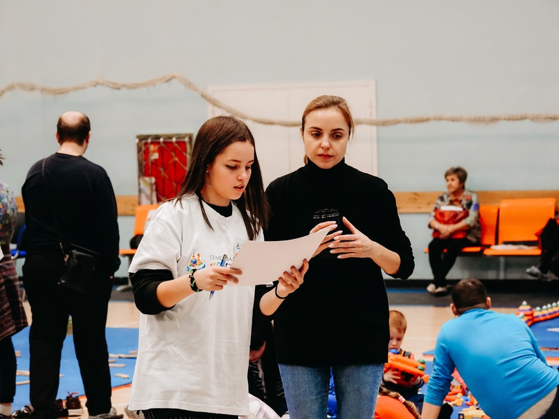 Семейная игротека Конструктория, Тюмень, 16 ноября 2019 - 1