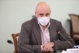 Игорь Артамонов обсудил ход прививочной кампании
