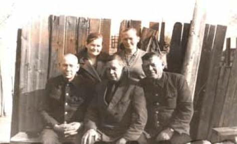 Павел Иванович, Василий Иванович, Петр Иванович,Косикова Клавдия Ивановна, Тукмачева Любовь Ивановна