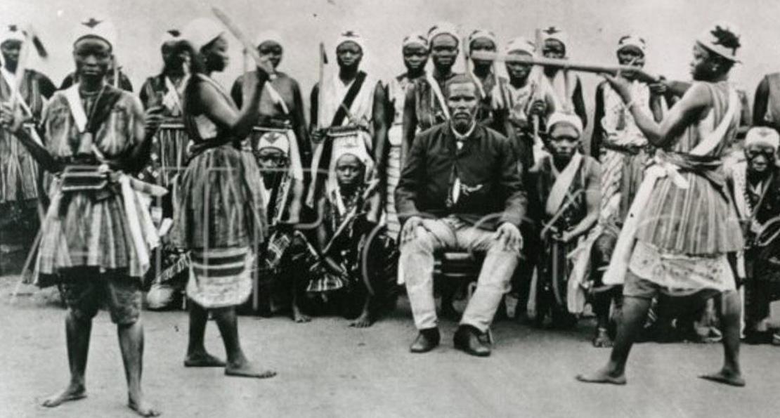 Дагомейские телохранительницы