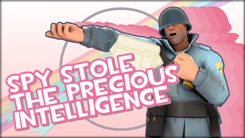Spy Stole The Precious Intelligence