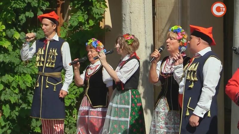 В Севастополе прошёл праздник дружбы народов фестиваль славянской письменности и культуры
