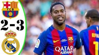 Barcelona Legends vs Real Madrid Legends 2-3 - All Gоals & Extеndеd Hіghlіghts - 2021 HD