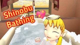 Shinobu Bathing💖/Viva Project  gameplay