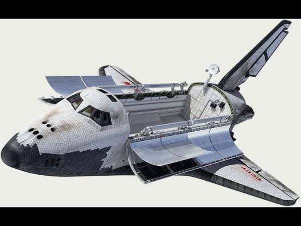Боевой орбитальный корабль БУРАН