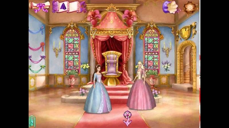 Полное Прохождение Игры Принцесса И Нищенка №16 Подборка Барби Компиляция ПК Игры