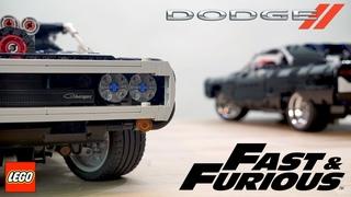 ОБЗОР LEGO 42111 Dom's Dodge Charger | ТАКОЙ ЛИ МЫ ЖДАЛИ?!🔧 ЧАРДЖЕР ДОМИНИКА ИЗ  ФОРСАЖА