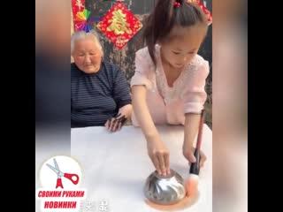 мастер-класс от бабушки