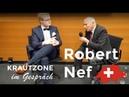 Die Gefahren der direkten Demokratie. Robert Nef im KRAZ-Gespräch.