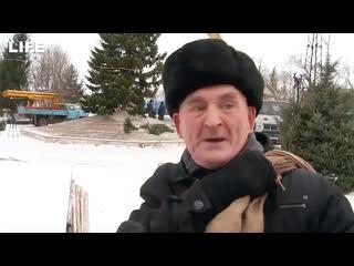 Как живёт дедушка из Бийска, ставший главным мемом прошлой зимы
