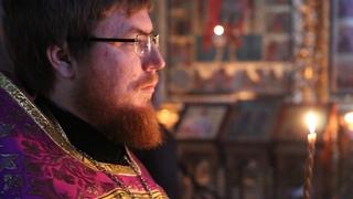 Литургия Преждеосвященных Даров - иерей Сергий Вязьмин