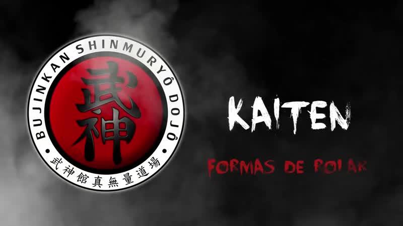 Ninjutsu _ Taihen Jutsu - Kaiten