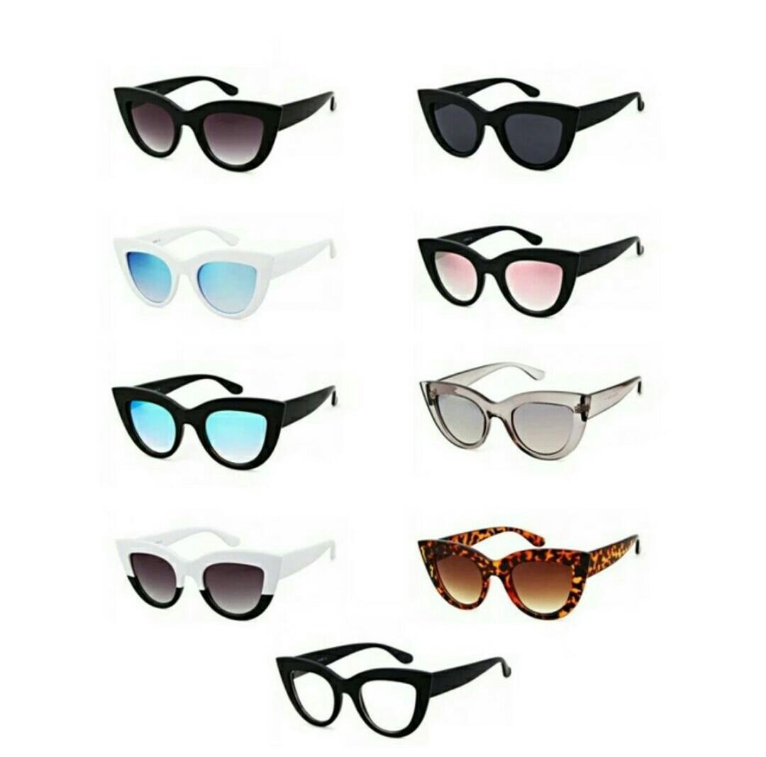Матовые очки