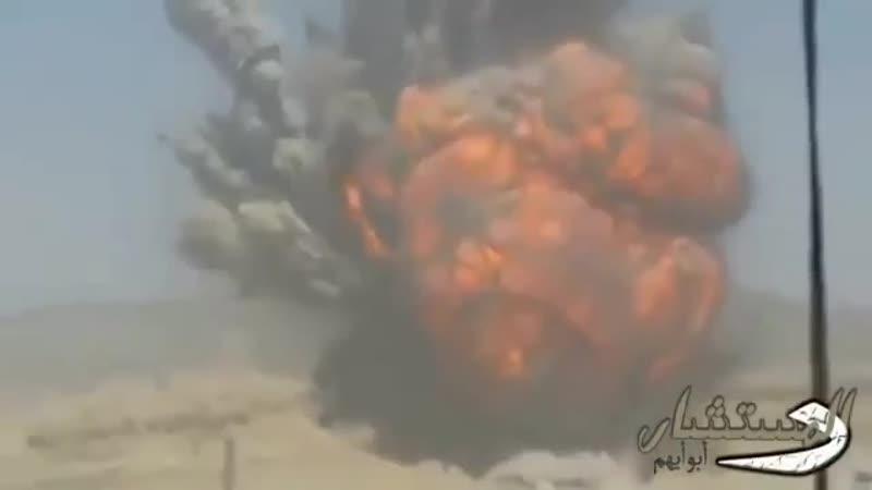 Авиаудар по району Атан, Сана, 21_04_2015
