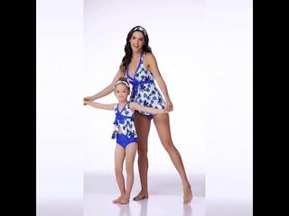Одежда для купания для мамы, папы и детей; одинаковые комплекты для семьи; одежда для купания; купальник для мамы и дочки;