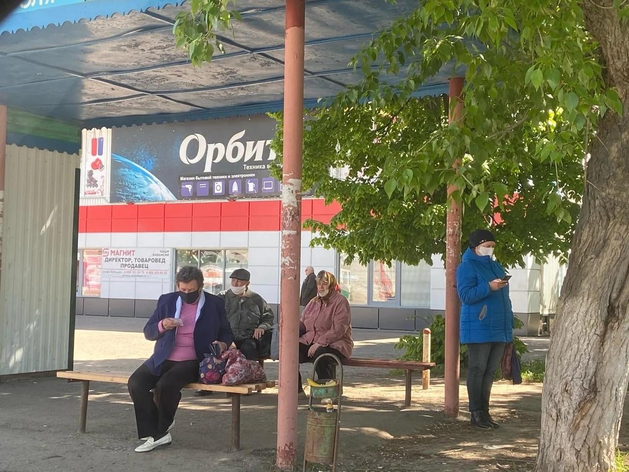 Администрация Петровского района проверила работу городского общественного транспорта в условиях действующих ограничительных мер