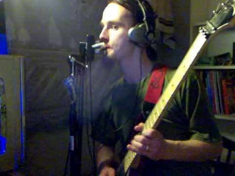 Future Breed Machine solo cover w breath controller Meshuggah