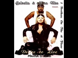Gelvetta & Alёna Nice feat. 2 Brothers On The 4th Floor - Desire to Live (Martik C Rmx).