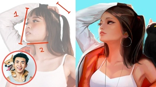 How to Draw from Reference PROPERLY like RossDraws