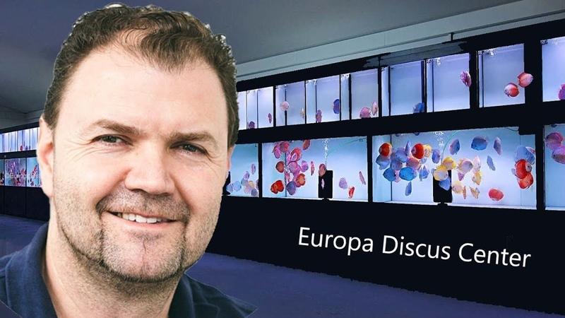 Лучшие дискусы Европы в Europa Discus Center Рудольфа Вагнера. Германия
